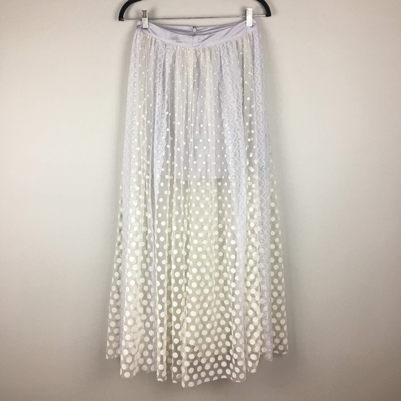 2ca0e61f58 Free People Skirts | Dreaming Of You Tutu Tulle Maxi Skirt | Poshmark